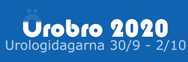 Urologidagarna 2020 framflyttad till 2021