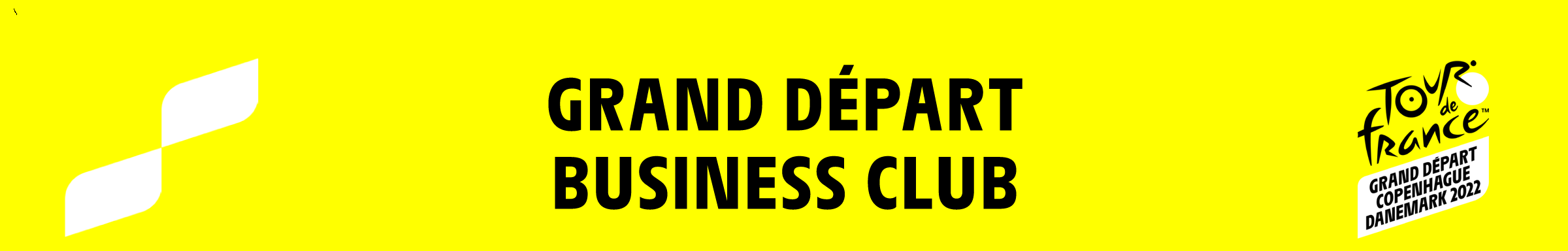 2022 - GRAND DÉPART BUSINESS CLUB
